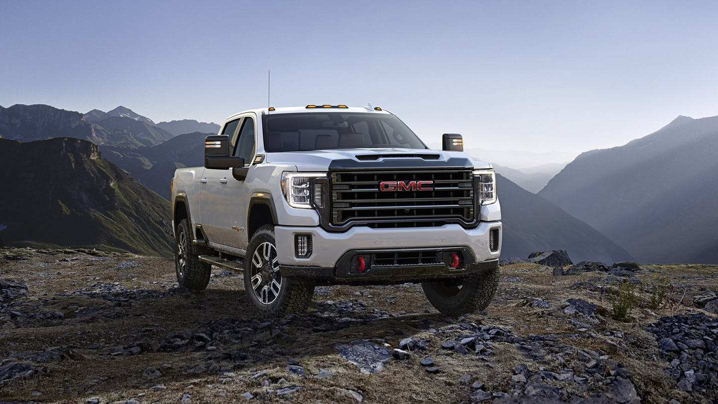 20 A Gmc Sierra Hd 2020 Concept And Review
