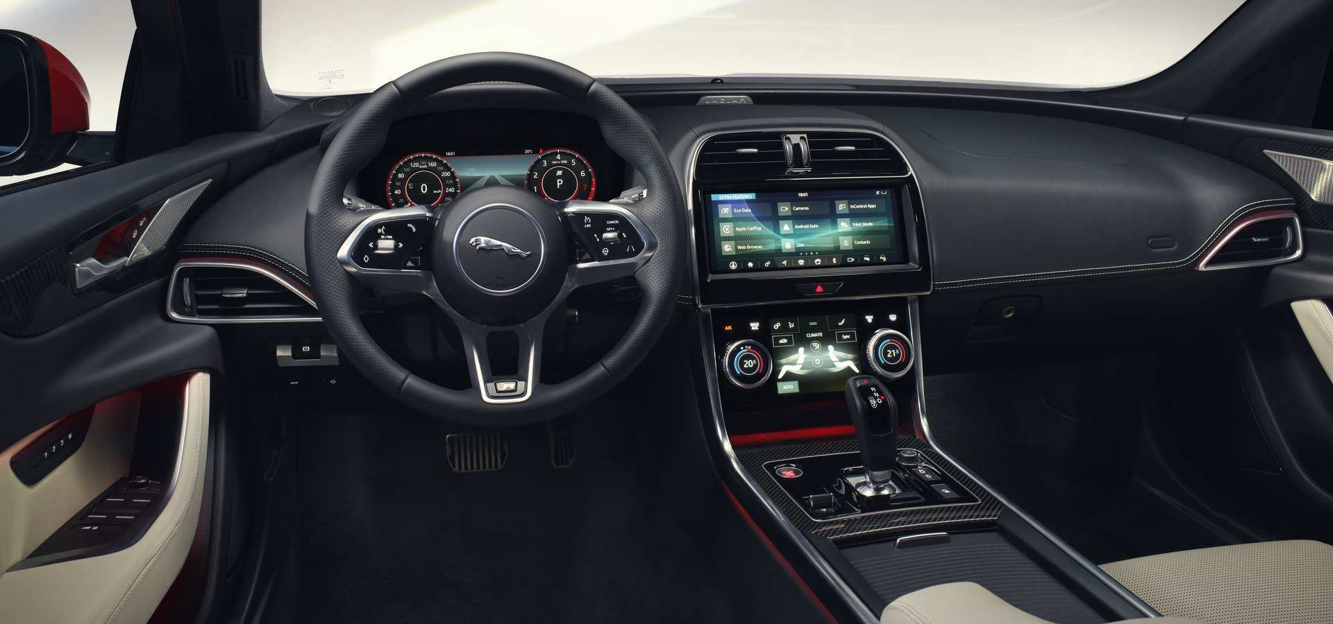 20 A Jaguar F Pace 2020 Interior Specs And Review