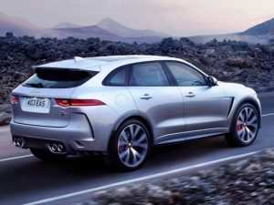 20 A Jaguar F Pace New Model 2020 Pictures