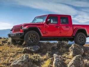 20 A New Jeep Truck 2020 New Model and Performance