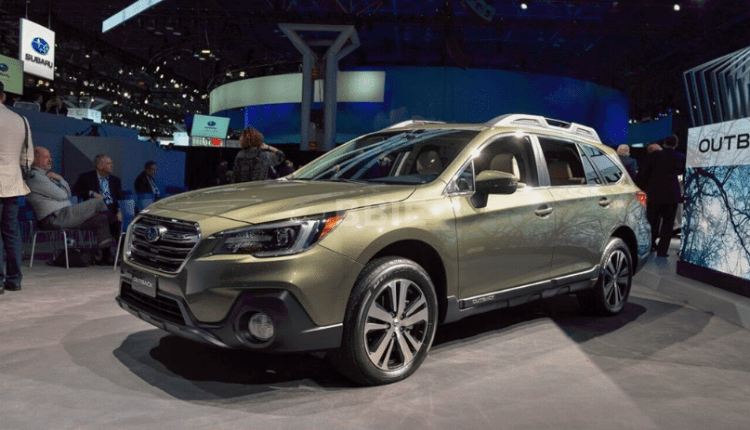 20 A Subaru Outback 2020 Release Concept And Review