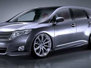 Toyota Venza 2020 Model