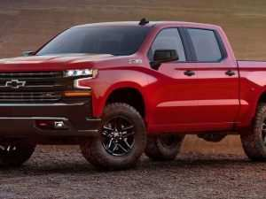 20 All New 2019 Chevrolet Hd 2500 Price and Release date