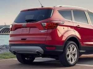 20 All New 2019 Ford Escape Hybrid Overview
