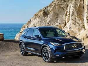 20 All New 2019 Infiniti Qx50 Dimensions Redesign and Concept