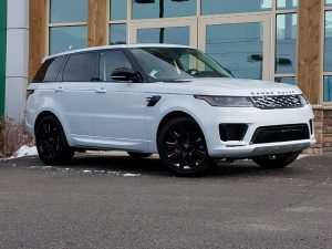 20 All New 2019 Land Rover Picture