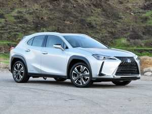 20 All New 2019 Lexus Ux Hybrid New Model and Performance