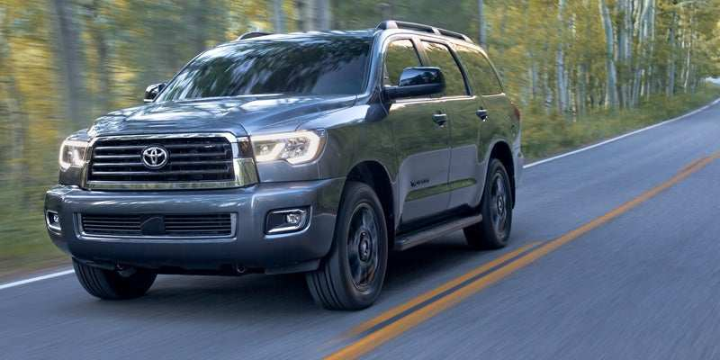 20 All New 2019 Toyota Sequoia Images