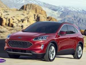 20 All New 2020 Ford Escape Youtube Review