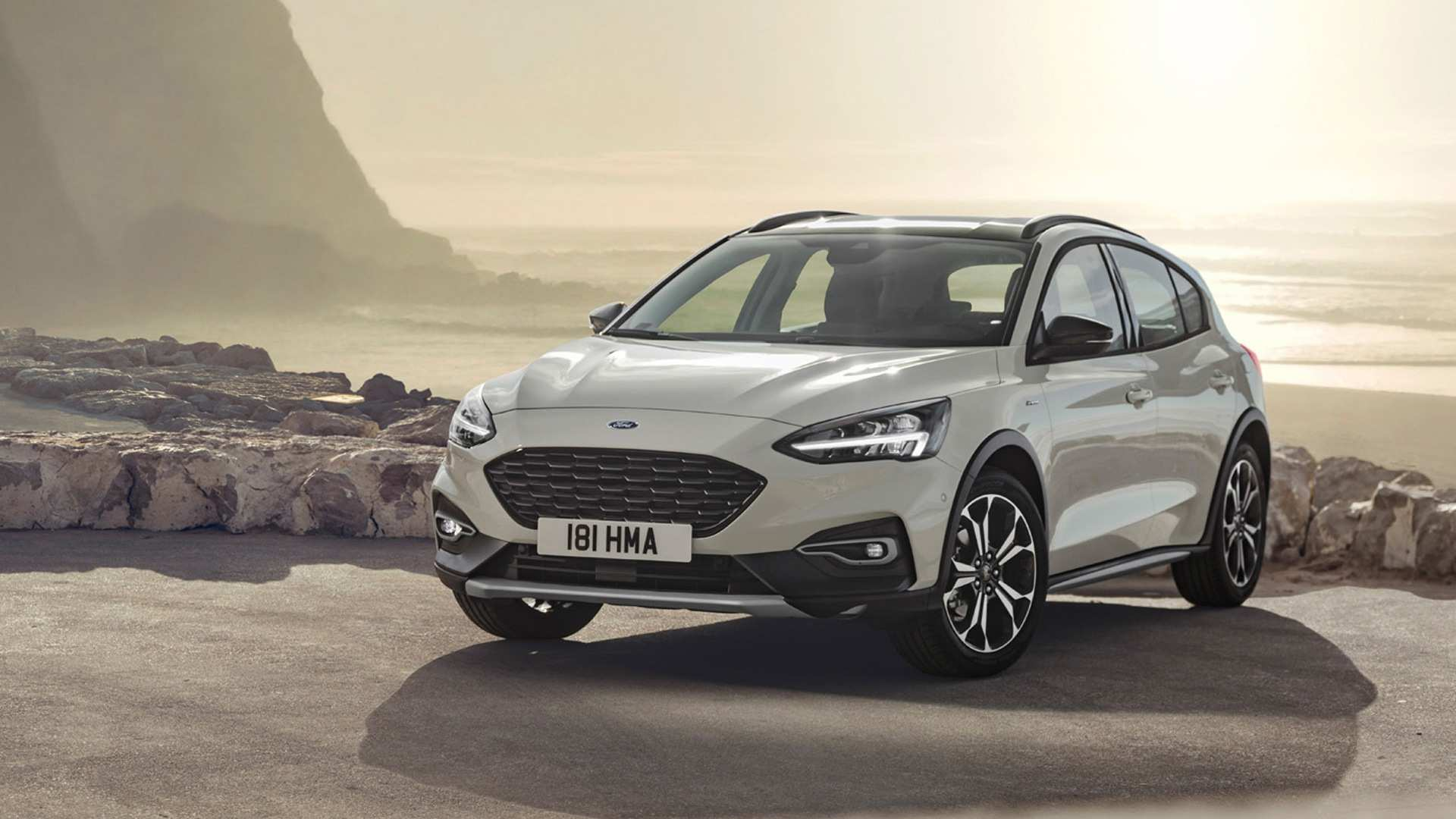 20 All New 2020 Ford Focus Active New Model And Performance
