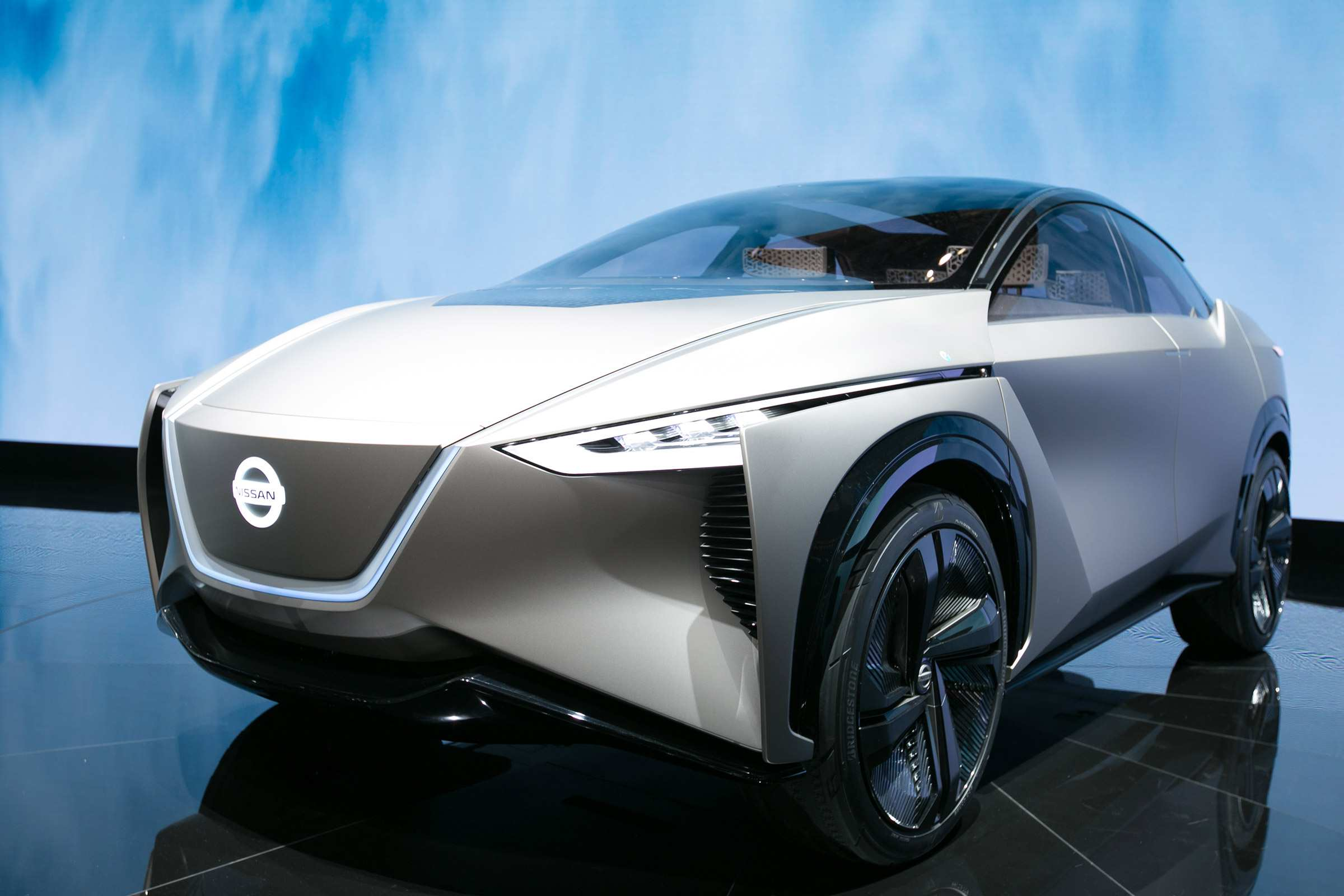 20 All New 2020 Nissan Electric Interior