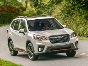 20 All New 2020 Subaru Forester Hybrid First Drive