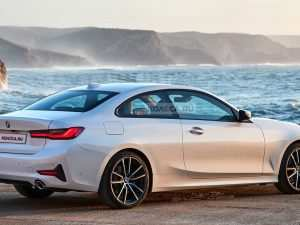 20 All New BMW New 4 Series 2020 Wallpaper