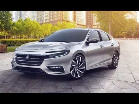 20 All New Honda Accord 2020 Redesign Prices