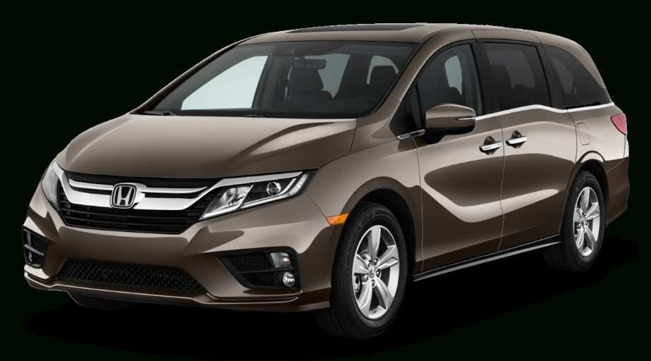 20 All New Honda Odyssey Hybrid 2020 New Concept