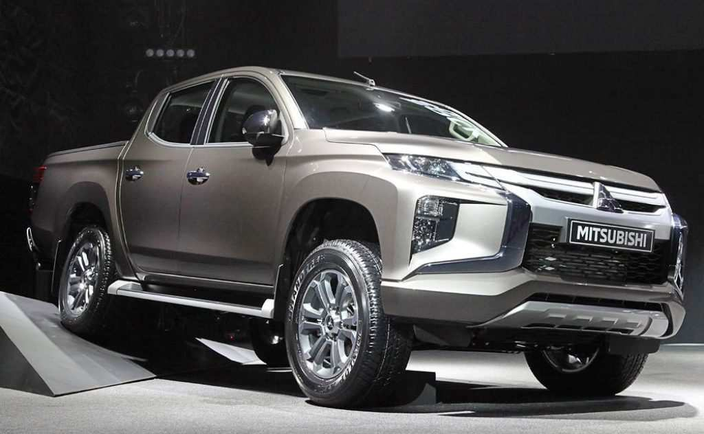 20 All New Mitsubishi L200 4X4 2020 Specs And Review