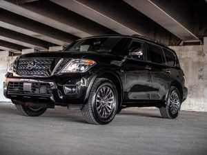 20 All New Nissan Armada 2020 Redesign and Review