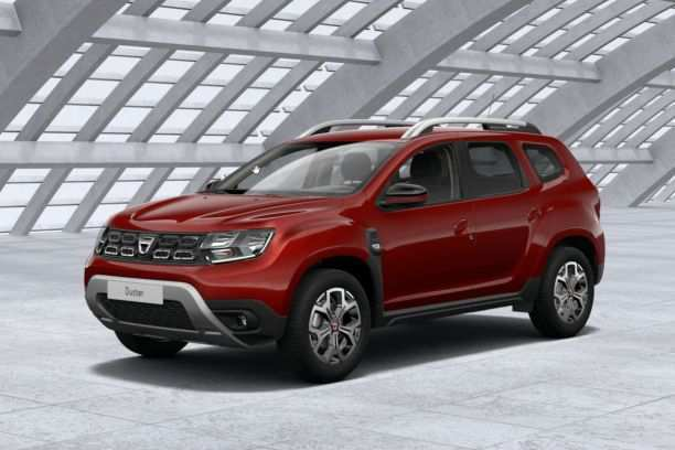 20 All New Nouvelle Dacia 2019 Images