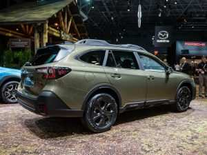 20 All New Subaru Outback 2020 Redesign Specs