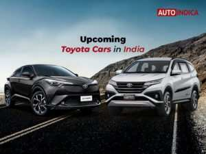 20 All New Toyota Upcoming Cars In India 2020 Release Date and Concept