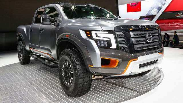 20 Best 2019 Nissan Titan Release Date Review And Release Date