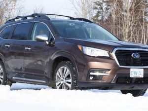 2019 Subaru Ascent Engine Specs