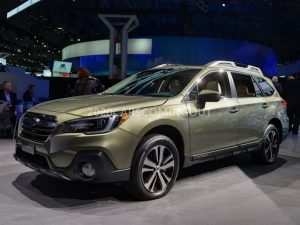 20 Best 2019 Subaru Outback Redesign Redesign
