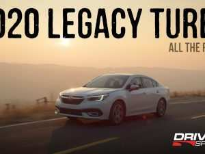2020 Subaru Legacy Turbo