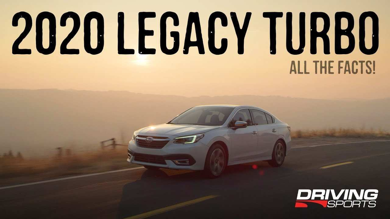 20 Best 2020 Subaru Legacy Turbo New Model and Performance