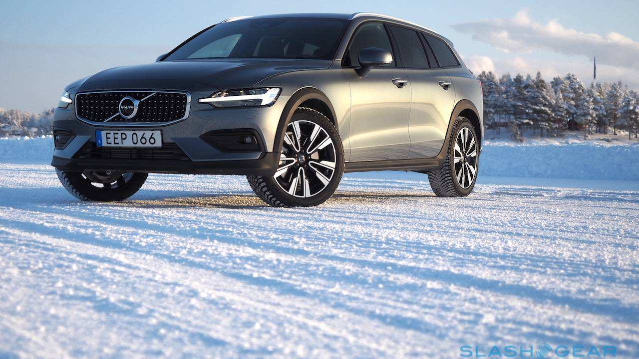 20 Best 2020 Volvo V60 Cross Country Review New Model And Performance