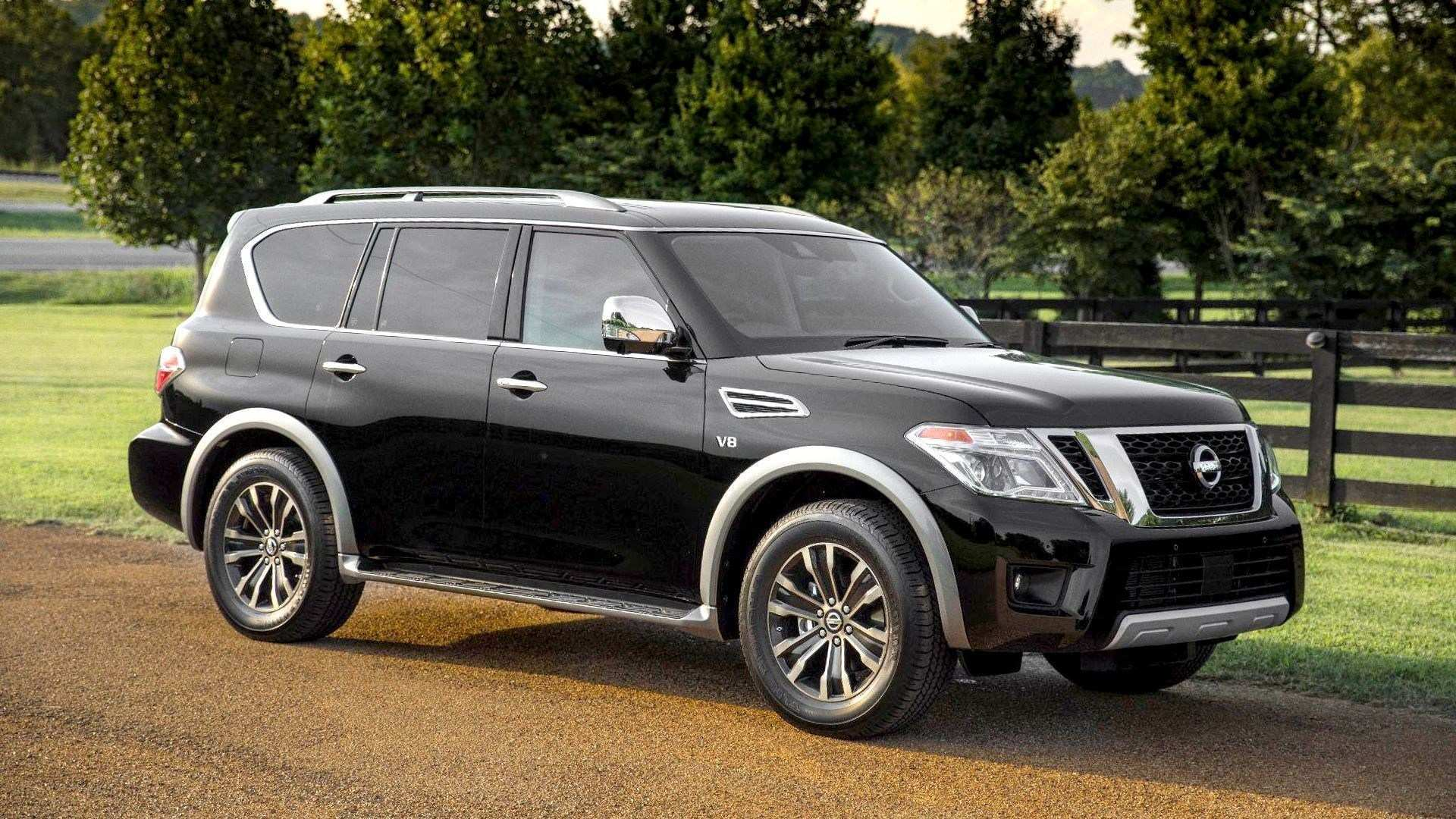 20 Best New Nissan Patrol 2019 Concept