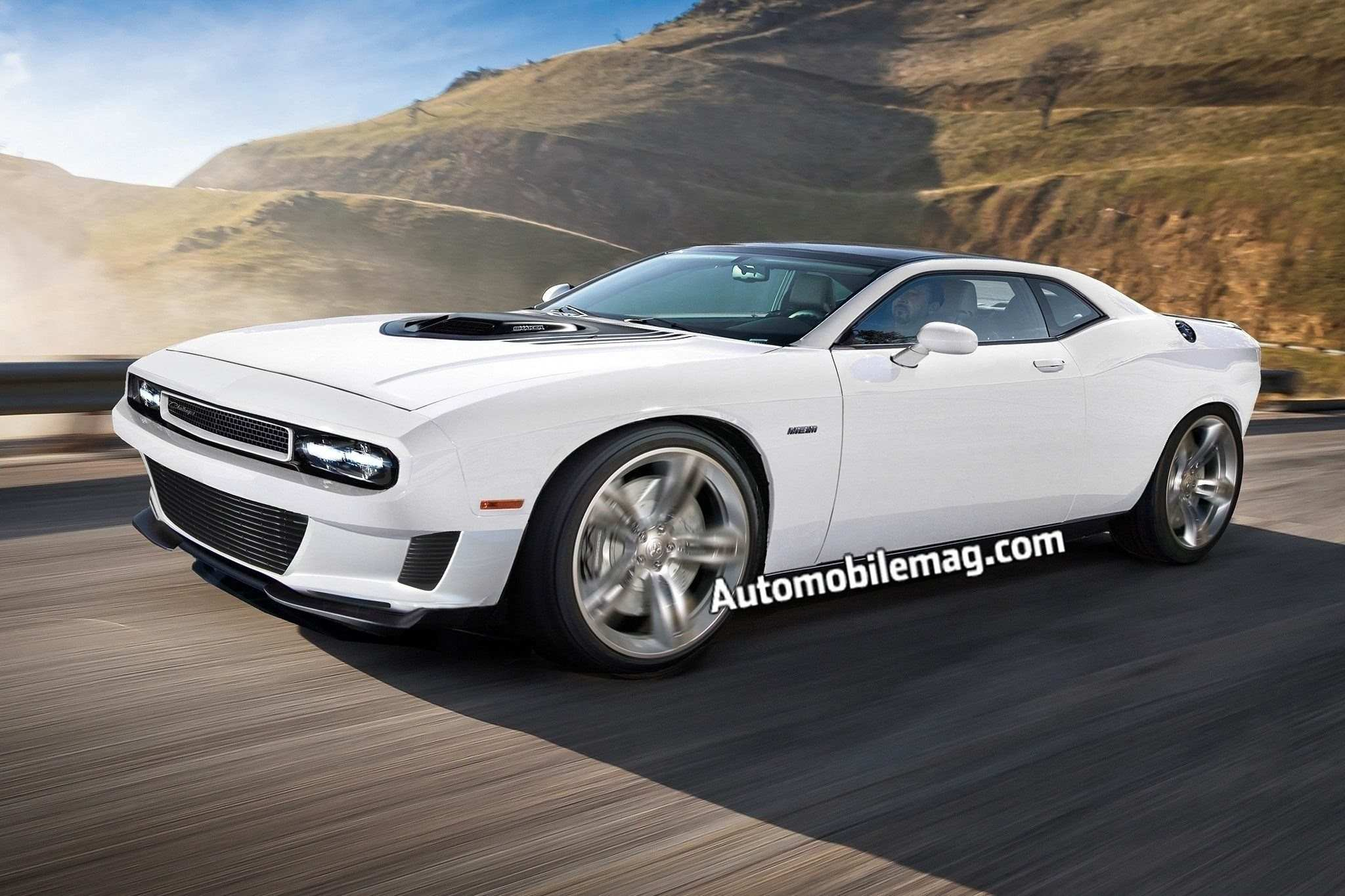 20 Best What Will The 2020 Dodge Challenger Look Like Release Date