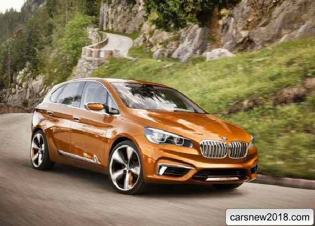 20 New 2019 Bmw Active Tourer Redesign And Review