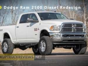 20 New 2019 Dodge Ram Spy Shots Release Date and Concept