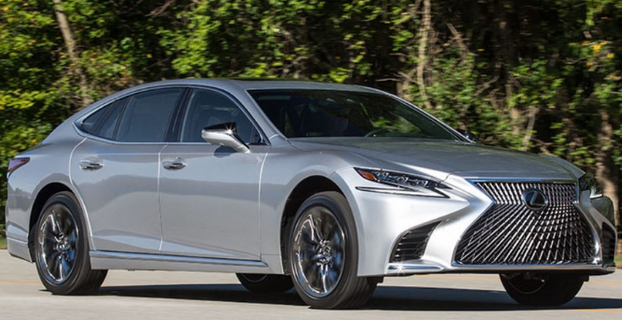 20 New 2019 Lexus Ls Price Interior