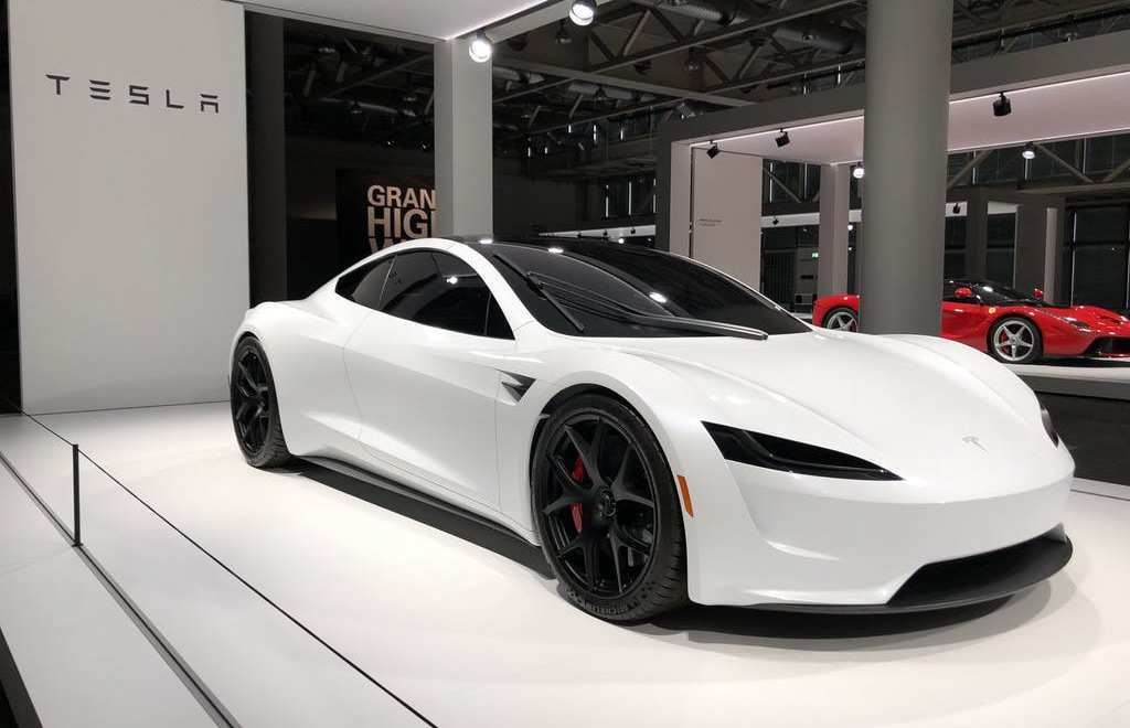 20 New 2019 Tesla Roadster New Model And Performance