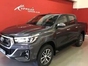 20 New 2019 Toyota Double Cab Performance and New Engine