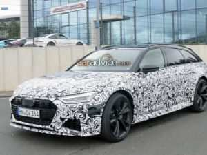 20 New 2020 Audi Rs6 Pictures