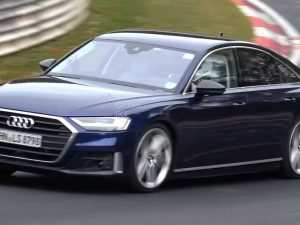 20 New Audi S8 2020 Performance