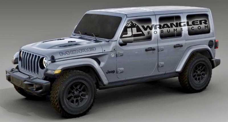 20 New Jeep Moab 2020 Price and Release date