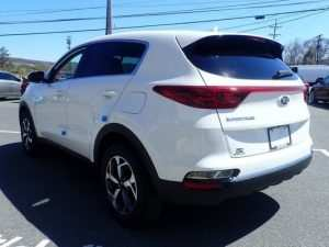 20 New Kia Crossover 2020 Concept and Review