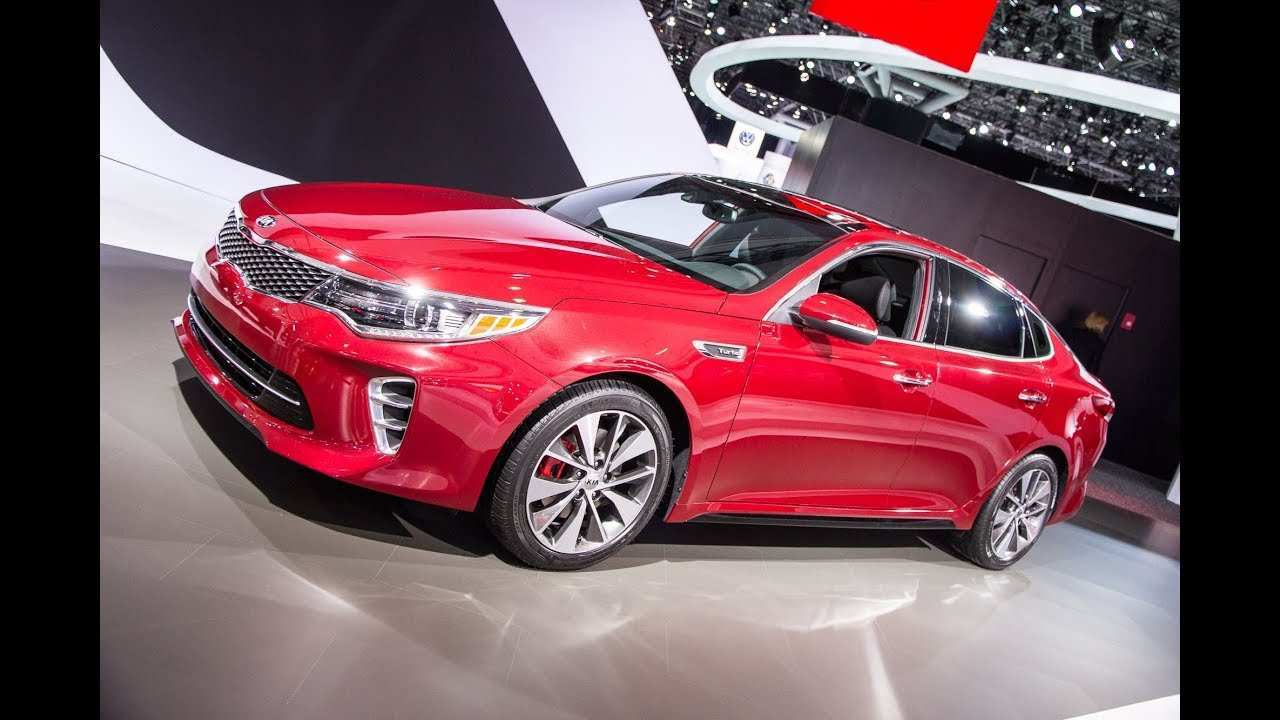 20 New Kia Optima Gt 2020 Review And Release Date