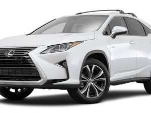 20 New Lexus Rx 350 Changes For 2020 Performance and New Engine