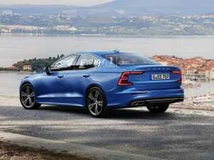 20 New S60 Volvo 2019 Release Date and Concept