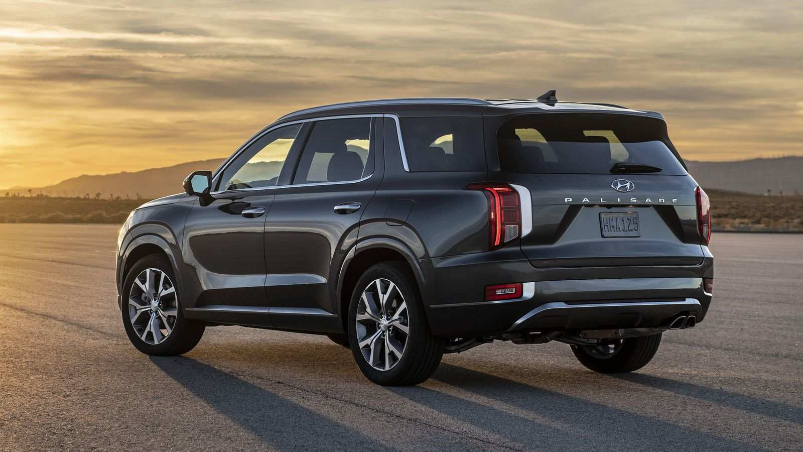 20 New When Will The 2020 Hyundai Palisade Be Available Redesign And Concept