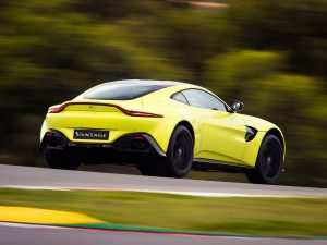 20 The 2019 Aston Vantage Reviews