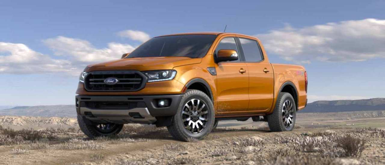 20 The 2019 Ford Ranger Images Picture