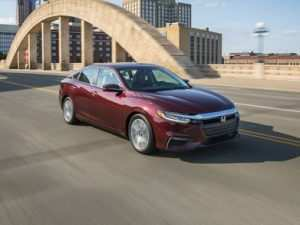 20 The 2019 Honda Insight Review Configurations