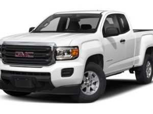 20 The 2020 Gmc Canyon Images