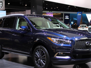 20 The 2020 Infiniti Qx60 Redesign Engine